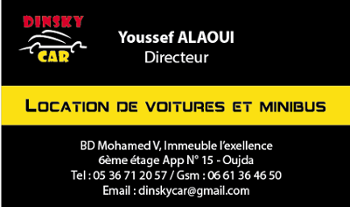 Location Voiture Oujda