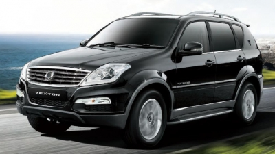 4x4 Rexton VIP 7 Places